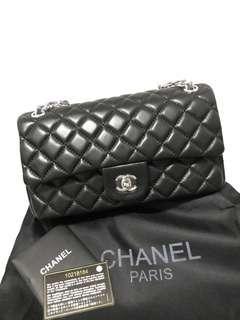 Chanel double flap