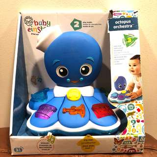 *out of stock* Baby Einstein Octopus Orchestra