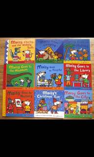 Maisy books by Lucy cousin (16 books)