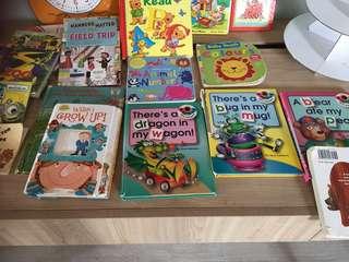 Book bundle for preschoolers