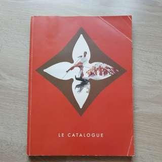 Louis vuitton LV catalogue 1999 珍藏版
