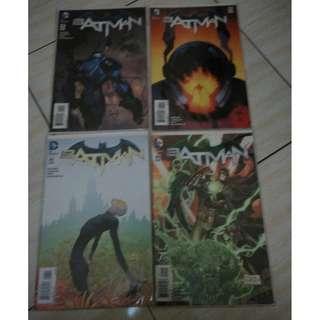 DC Batman New 52 issue 41 - 44