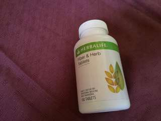 Fiber& Herb Tablet Herbalife