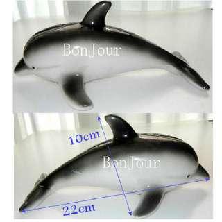Grey Colour Dolphin Fragile Display Sellzabo Breakable Display