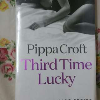 Third Time Lucky by Pippa Croft