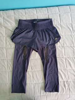 Adidas tights and shorts