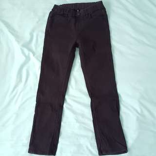 Uniqlo Black Pants boy
