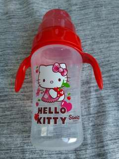 Hello Kitty Tumbler with Rubber Spout