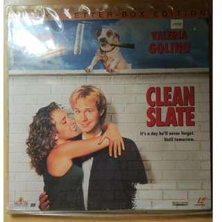 Used LD Laserdisc: Clean Slate (1994)