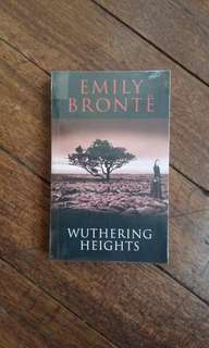 Wuthering Heights Classic Novel Book