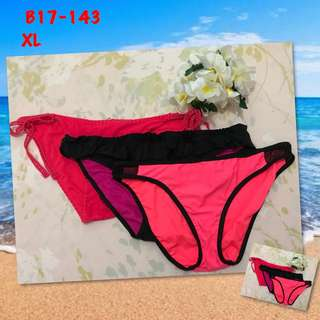 REPRICED! 3pcs Ladies Bikini bottom
