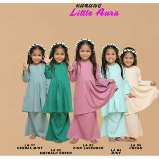 KURUNG LITTLE AURA