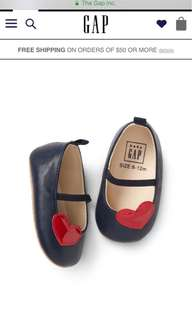 GAP mary janes