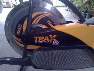 Trax Orbitrac 3rd Generation Stationary Bike