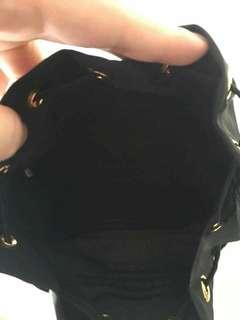 Prada authentic bucket bag