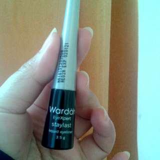 Wardah eye expert liquid liner