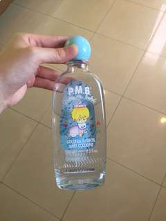 PMB baby cologne