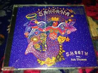 CD SINGLES SANTANA