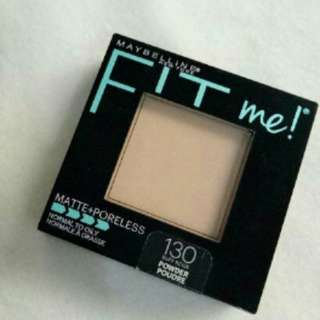 Maybelline Fit Me! Matte+Poreless Pressed Powder
