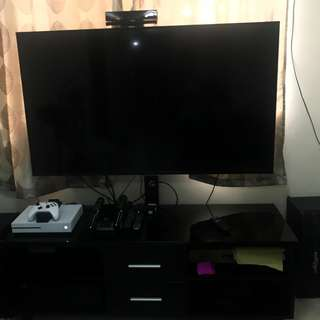 58 inch devant tv for sale with stand and magic sing