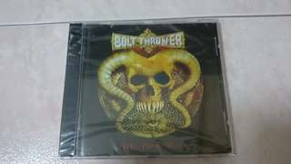 Bolt Thrower - Who Dare Wins, IV Crusade, Realm Of Chaos.