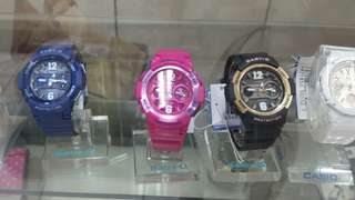 Casio Baby G and GShock