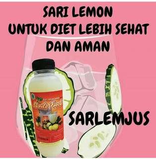Sari Jeruk Lemon