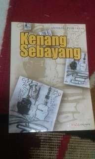 Buku antologi puisi