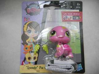 Littlest Pet Shop Figurine_100% Original Hasbro