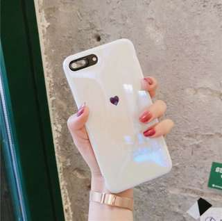 [PO] Simple Heart iPhone Cover