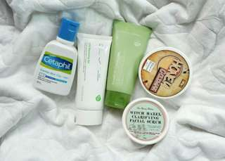 Skin Care Bundle II