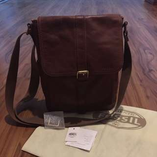 Fossil bags messenger