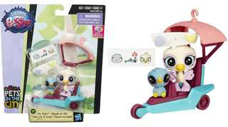 Littlest Pet Shop_City Rides Series_Genuine Hasbro