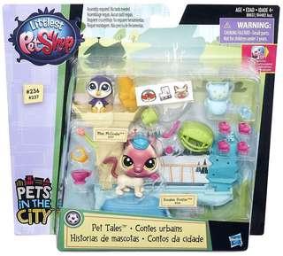 Littlest Pet Shop_Pet Tales Series_Genuine Hasbro