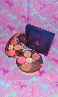 NEW Tarte limited edition! Rainforest of the Sea kiss & blush cream cheek & lip palette
