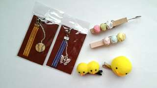 Handmade Charms & Accesories Set