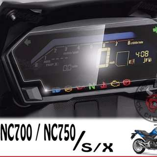 NC 750 X / 700 S meter protector