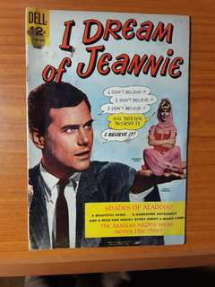 I Dream of Jeannie (1965 DELL) Comic book