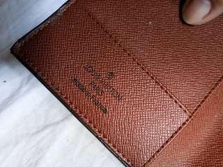 LV passport holder