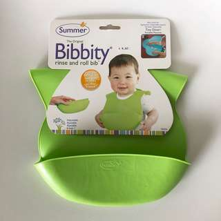 Bibs PVC and latex FREE (Feeding cover)