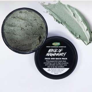 Share in Jar!! LUSH Mask , The Best 🇬🇧