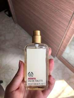 The Body Shop perfume (Ananya)