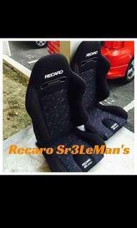 Recaro SR3 semi Bucket seat. Free size