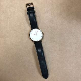 Daniel Wellington Classic Sheffield Watch with Crystals