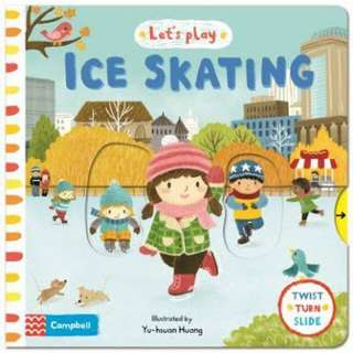 Board Book Ice Skating
