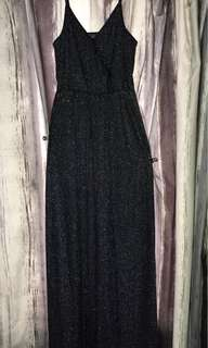 Mirrou Black Maxi