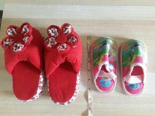 Indoor Slippers Bundle