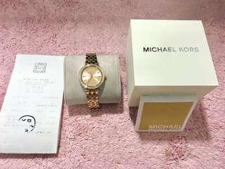 💯% Guaranteed Authentic Michael Kors Watch