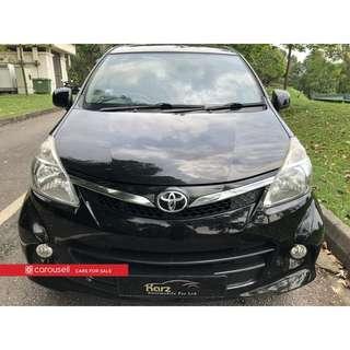 Toyota Avanza 1.5A