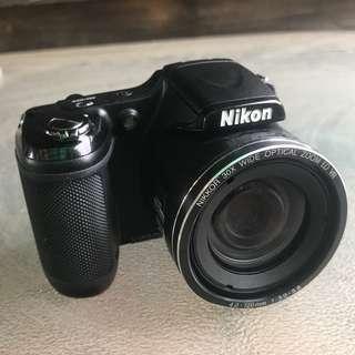 Nikon - cool pic L820
